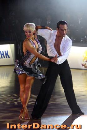 Михал Малитовски - Джоанна Ленис, Чемпионат Европы по латине 2008