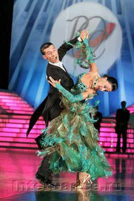 аоло Боско и Сильвия Питтон (Paolo Bosco & Silvia Pitton), Слава России-2008