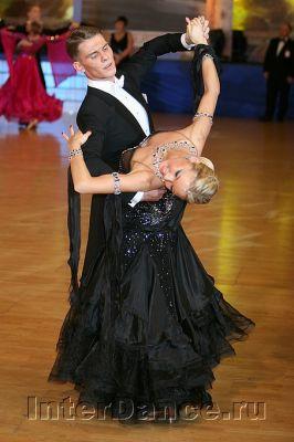 Дмитрий Жарков - Ольга Куликова