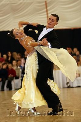 Марат Гимаев – Алина Басюк, Чемпионат России по Стандарту-2009