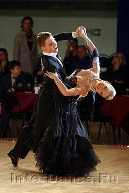 Жарков Дмитрий - Куликова Ольга, Кубок Латинского квартала-2009