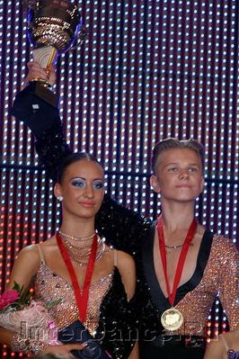 Валерий Павлов - Каролина Маевская, Кубок Диаманта-2009