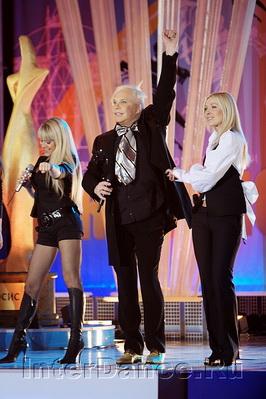 Выступление Бориса Моисеева, Экзерсис-2009
