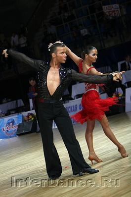Андрей Зайцев - Анна Кузьминская, Danceforum-2009