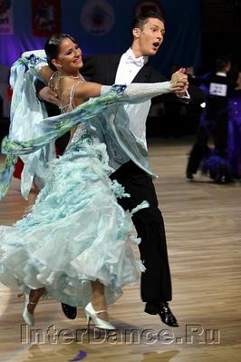 Солдатов Юрий - Гоголадзе Ирина, Танцфорум-2009