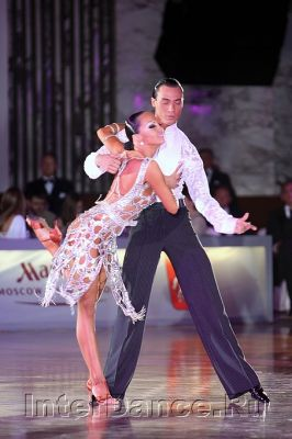 Сергей Сурков и Меля, чемпионат России по латиноамериканской программе среди профессионалов