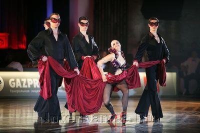 Театр бального танца из Севастополя