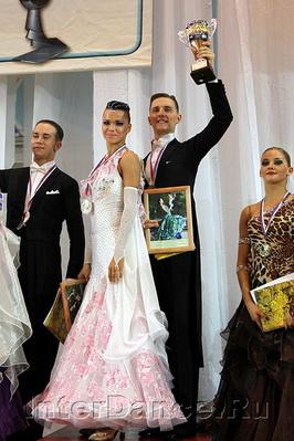 Сергунин Андрей - Кулигина Евгения, Москвич-2009